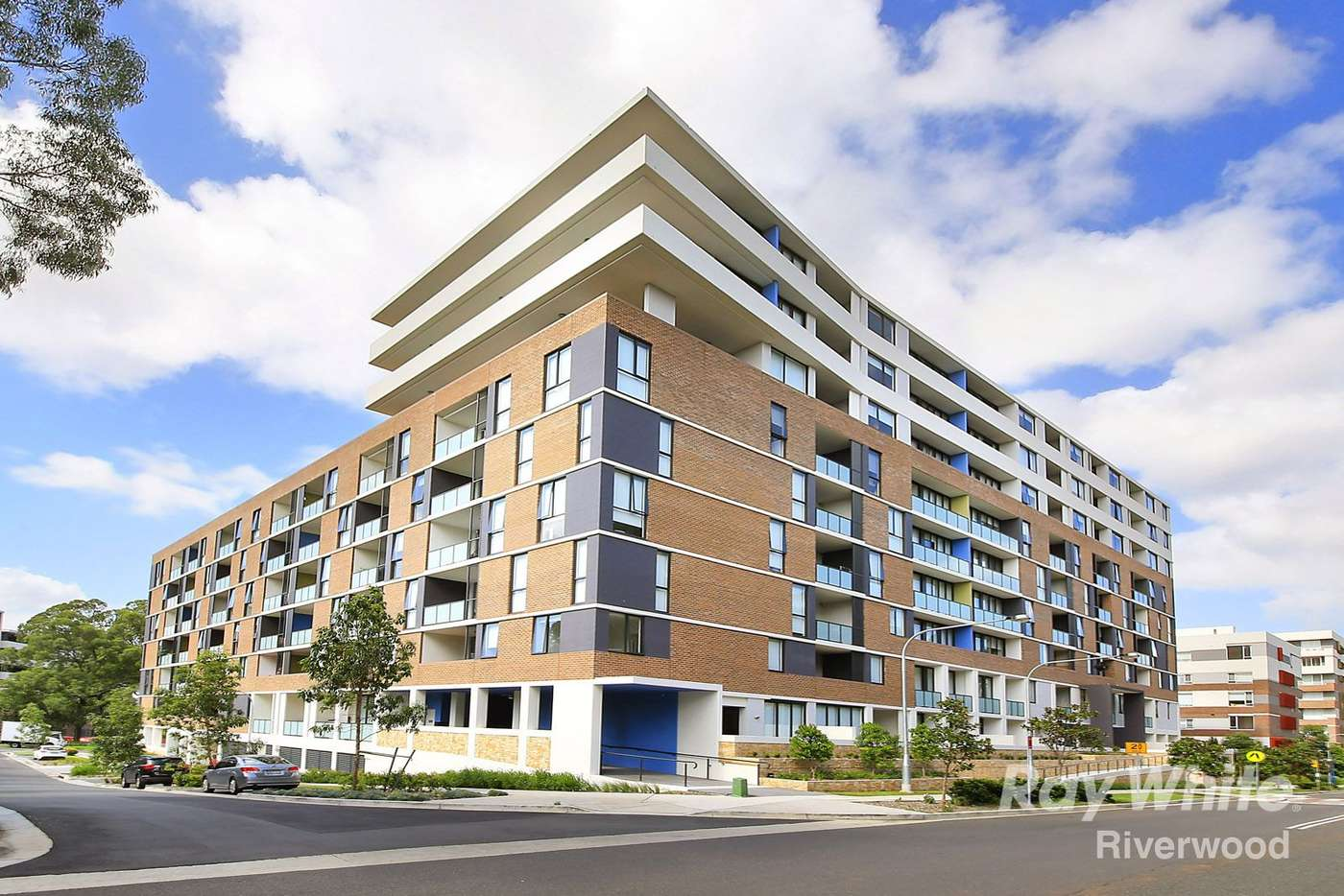 Main view of Homely apartment listing, 313/7 Washington Avenue, Riverwood NSW 2210