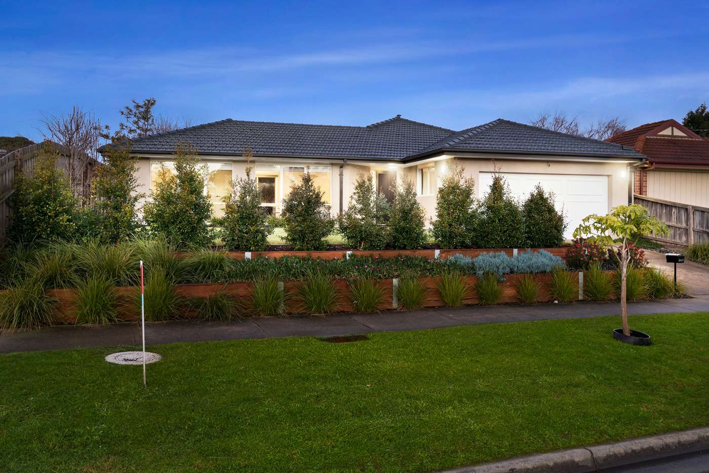 Main view of Homely house listing, 247 Heatherhill Road, Frankston VIC 3199