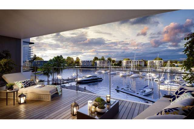 Apartment 104 Aqua at the Waterfront, Shell Cove NSW 2529