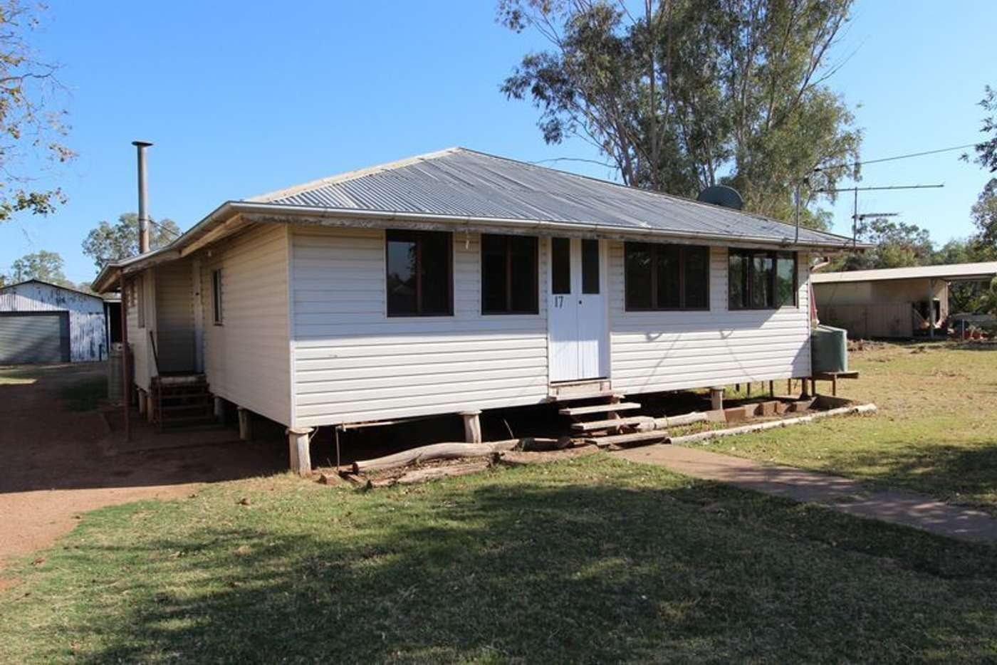 Main view of Homely house listing, 17-19 King Street, Charleville QLD 4470