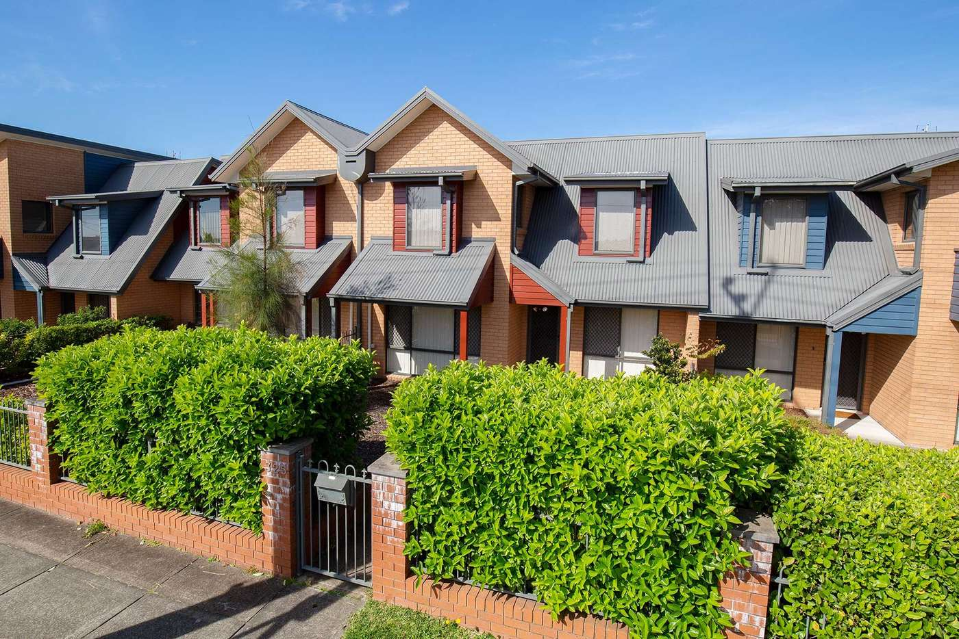 Main view of Homely townhouse listing, 325 Brunker Road, Adamstown NSW 2289