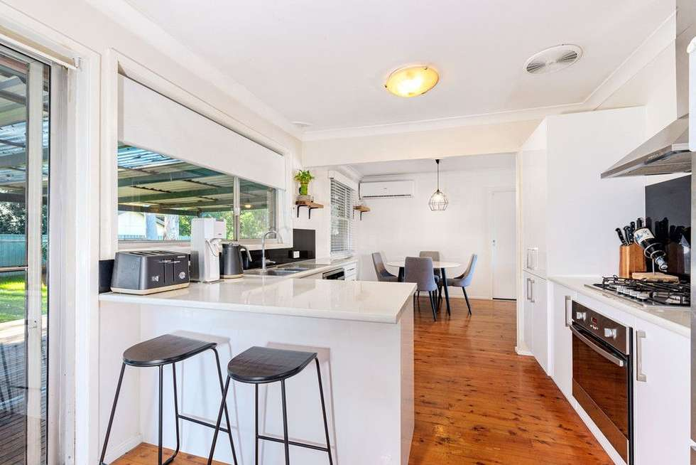 Second view of Homely house listing, 36 Gideon Street, Winston Hills NSW 2153