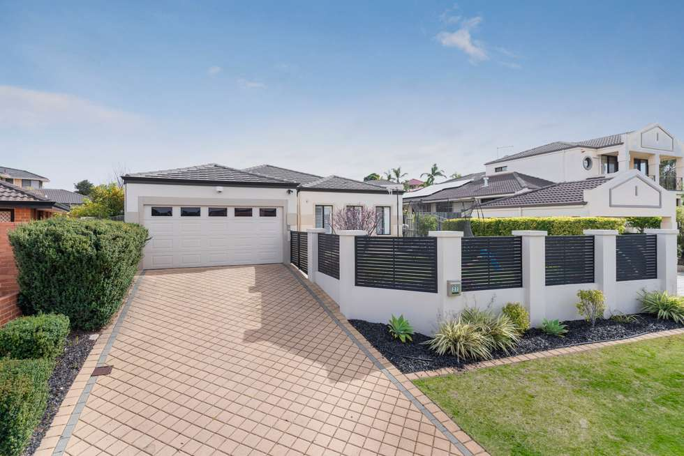 Second view of Homely house listing, 27 La Grange Loop, Currambine WA 6028