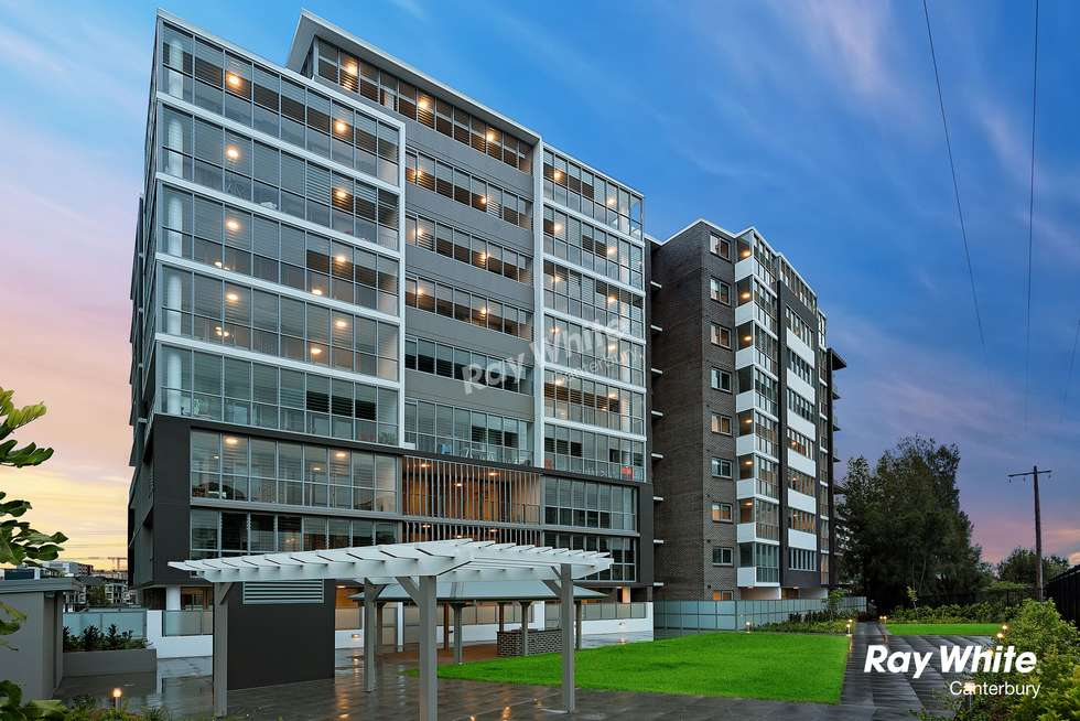 Second view of Homely apartment listing, 801/10B Charles Street, Canterbury NSW 2193