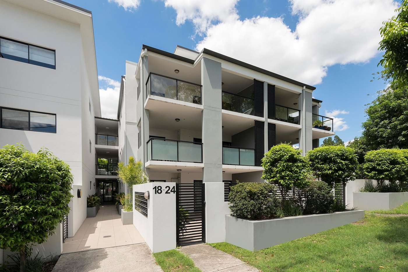 Main view of Homely unit listing, 13/18-24 Payne Road, The Gap QLD 4061
