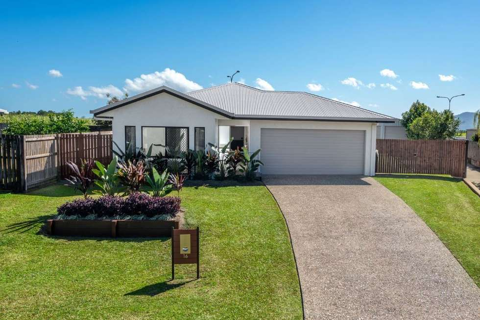 Second view of Homely house listing, 16 Gadd Close, Gordonvale QLD 4865