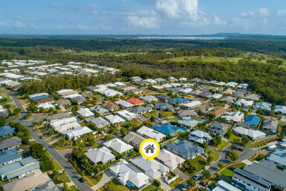 Second view of Homely house listing, 3 Crenshaw Place, Peregian Springs QLD 4573