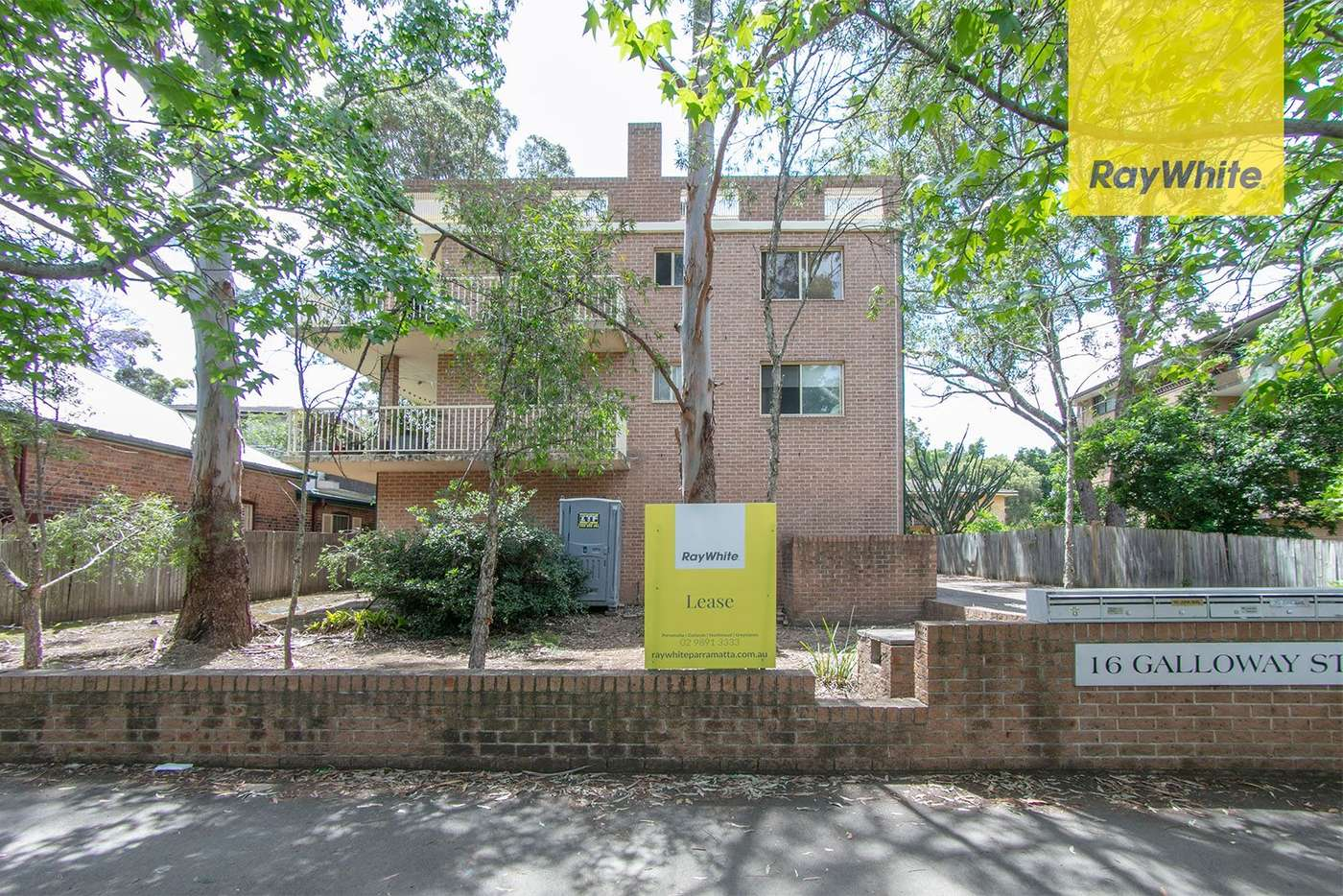 Main view of Homely unit listing, 5/16 Galloway Street, North Parramatta NSW 2151