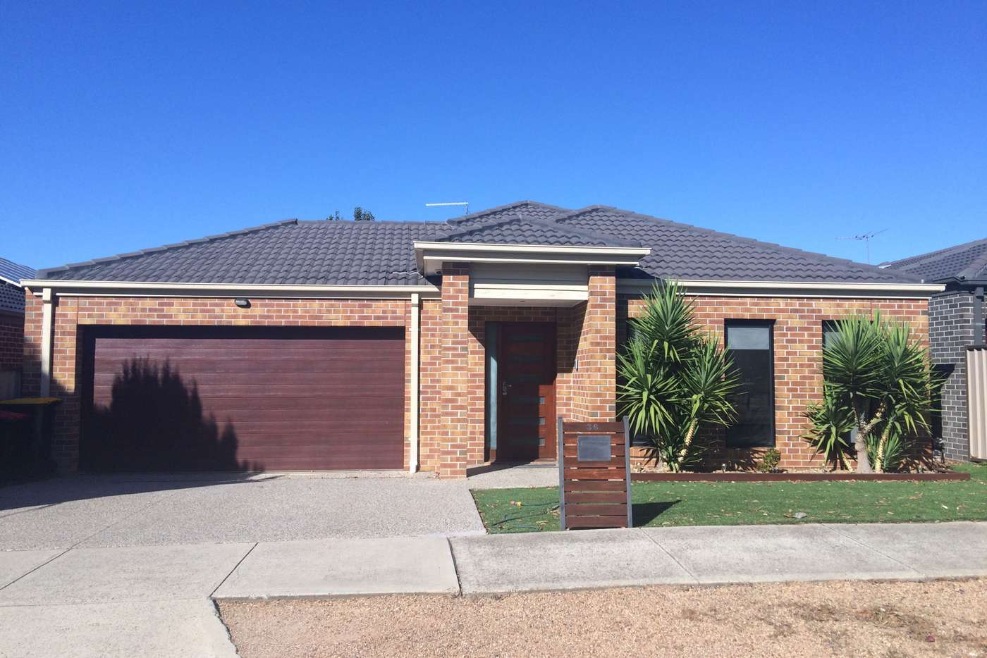 Main view of Homely house listing, 36 Wilkins Crescent, Burnside Heights VIC 3023