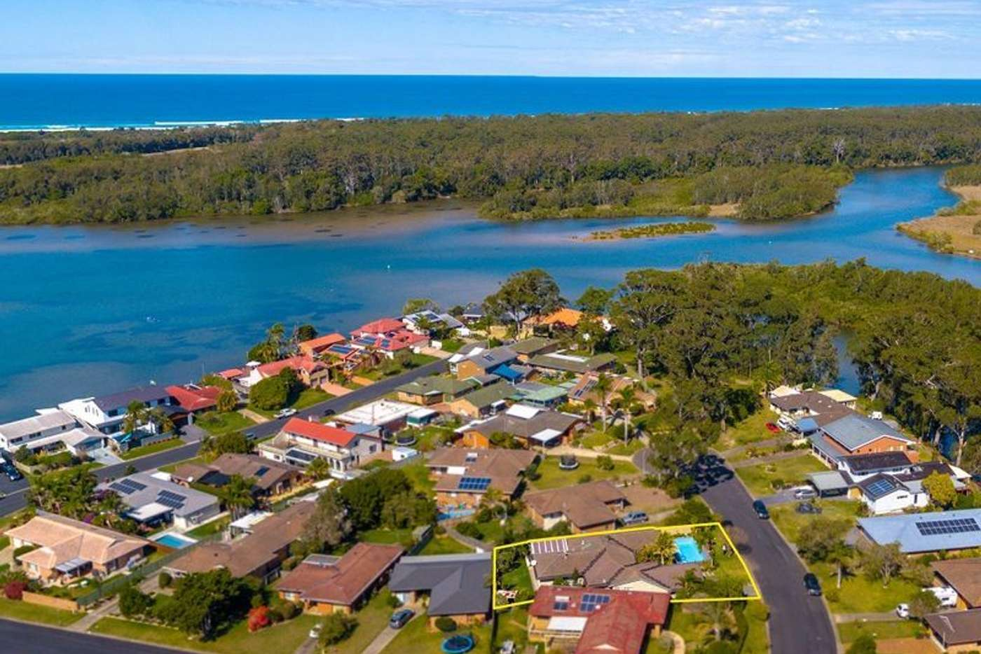 Main view of Homely house listing, 4 David Watt Close, Sawtell NSW 2452
