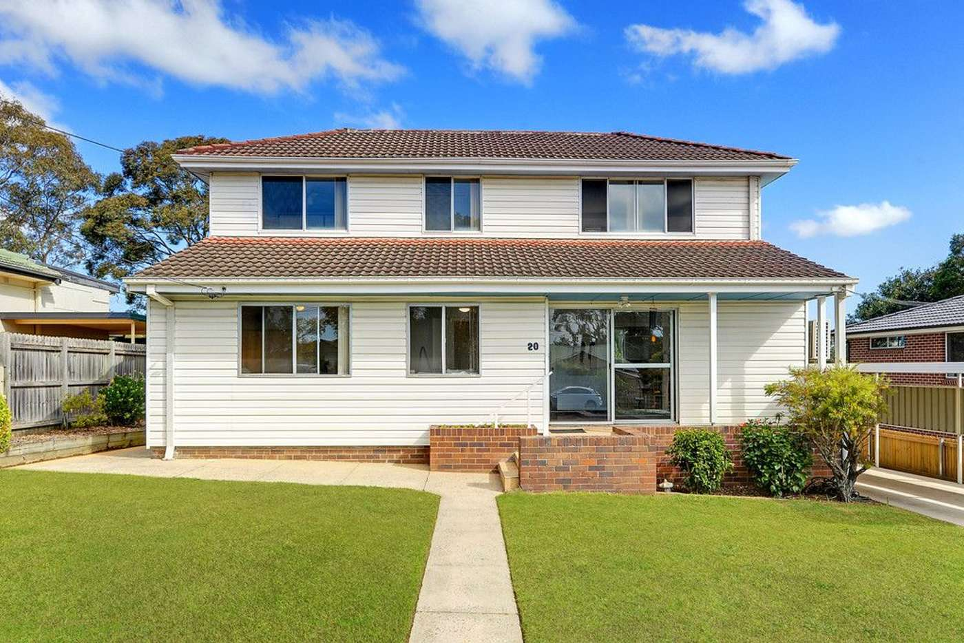 Main view of Homely house listing, 20 Michigan Avenue, Asquith NSW 2077