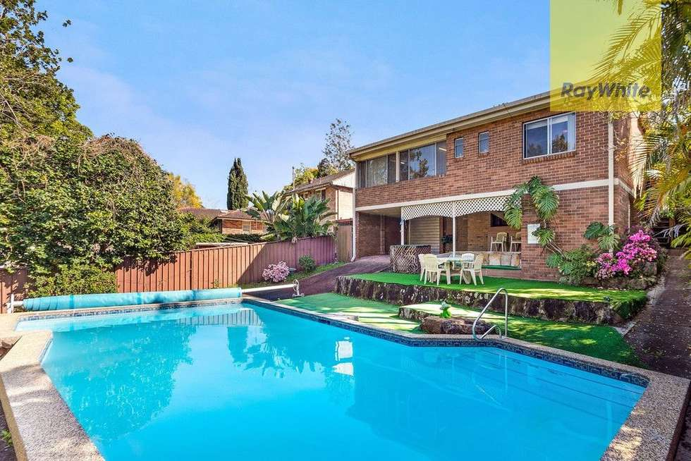 Second view of Homely house listing, 51 Kerrie Road, Oatlands NSW 2117