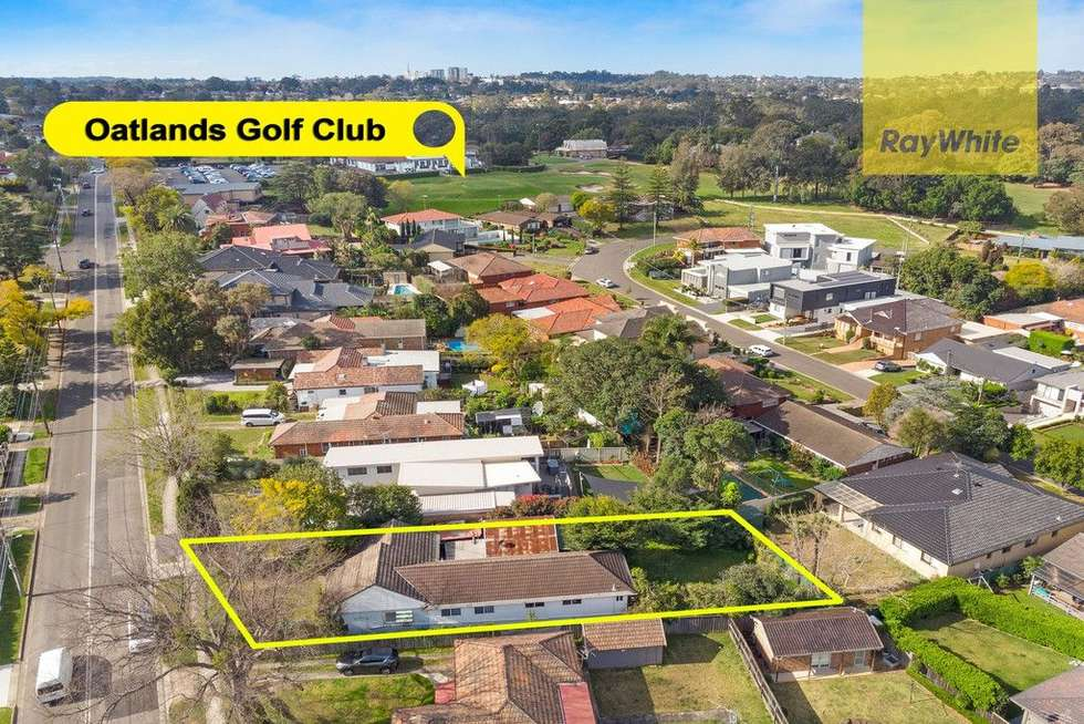 Fourth view of Homely house listing, 72 Bettington Road, Oatlands NSW 2117