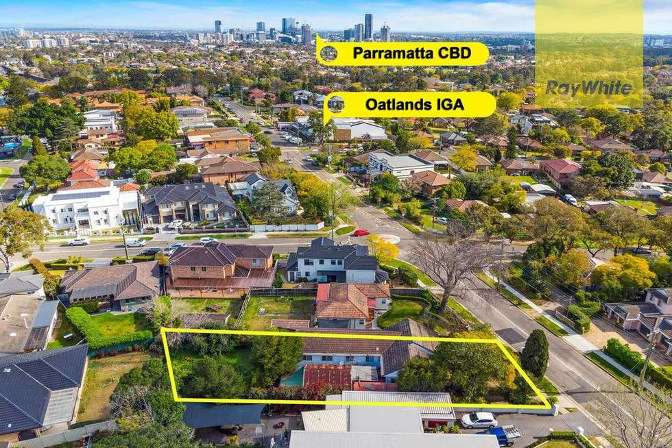 Fifth view of Homely house listing, 72 Bettington Road, Oatlands NSW 2117