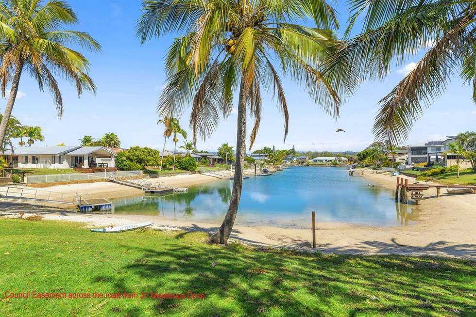 Second view of Homely house listing, 31 Melaleuca Drive, Palm Beach QLD 4221