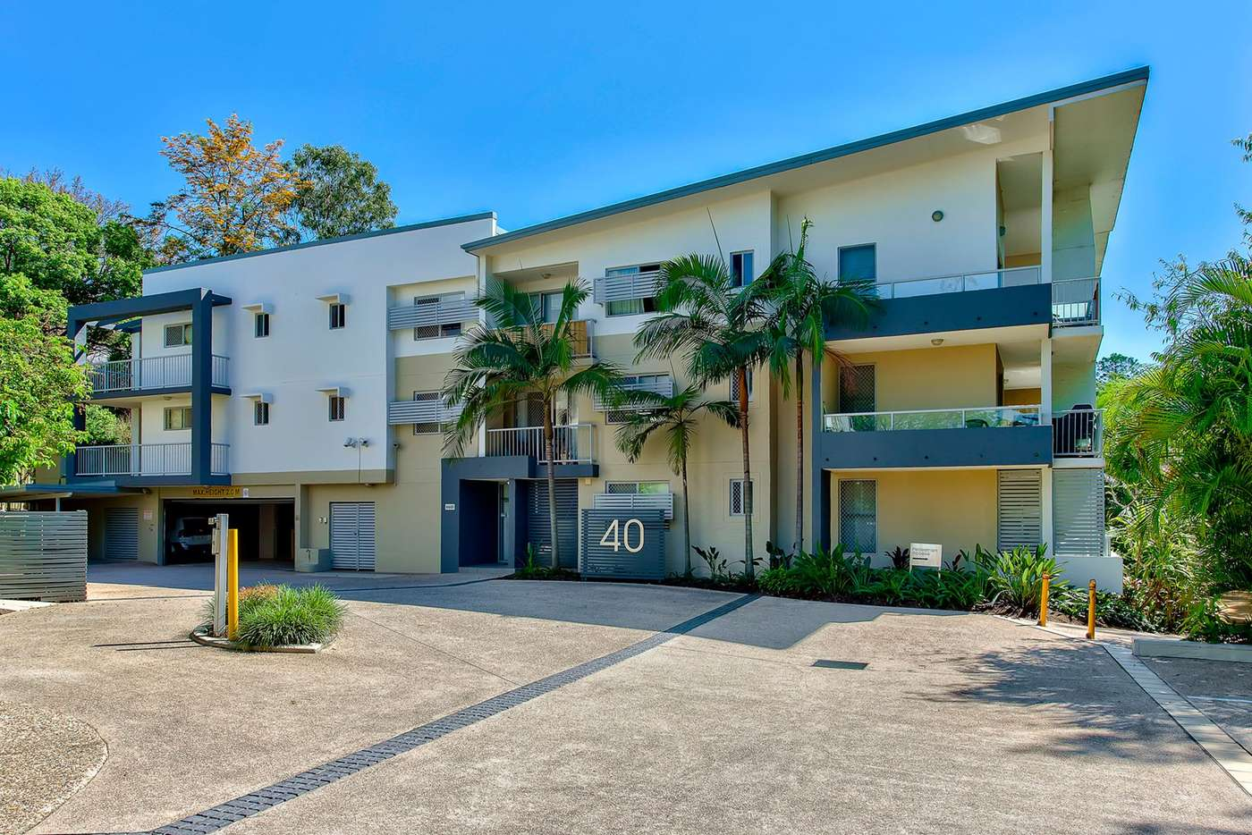 Main view of Homely house listing, 61/40 Nathan Avenue, Ashgrove QLD 4060