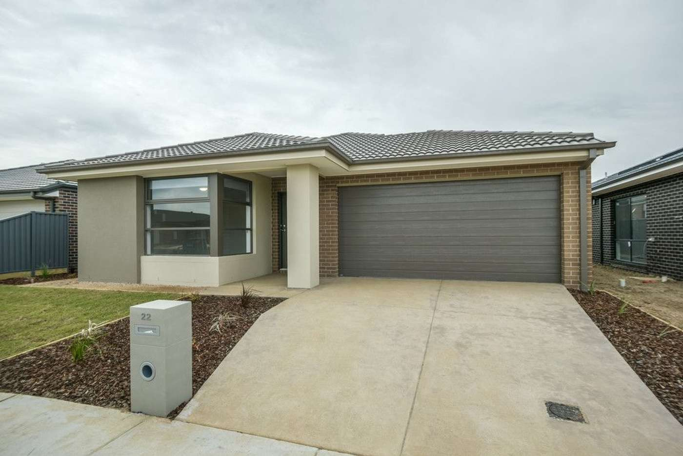 Main view of Homely house listing, 22 Wexford Street, Alfredton VIC 3350