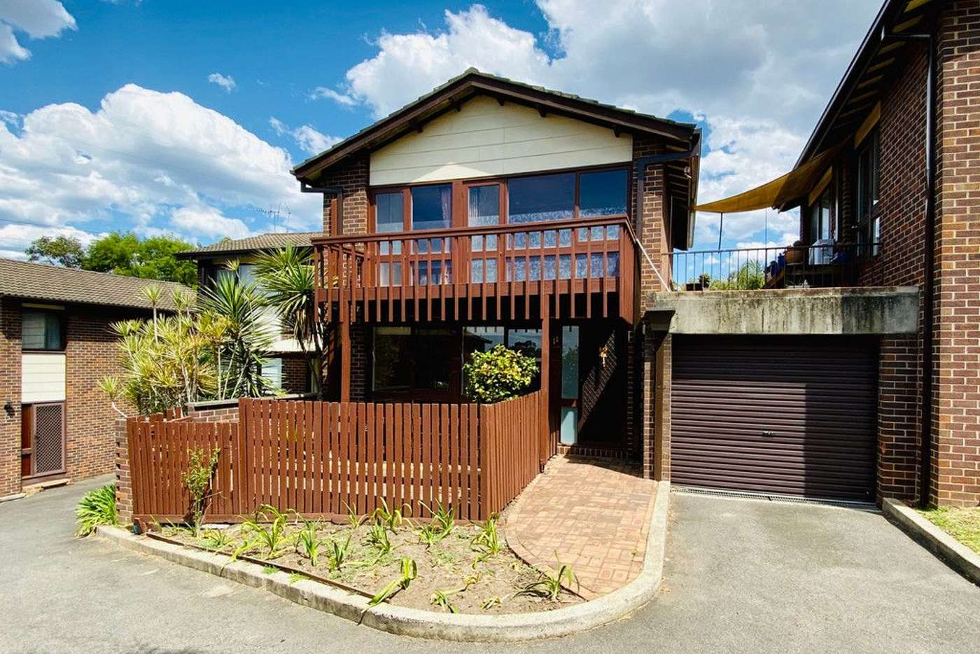 Main view of Homely townhouse listing, 11/15 Werona Avenue, Padstow NSW 2211