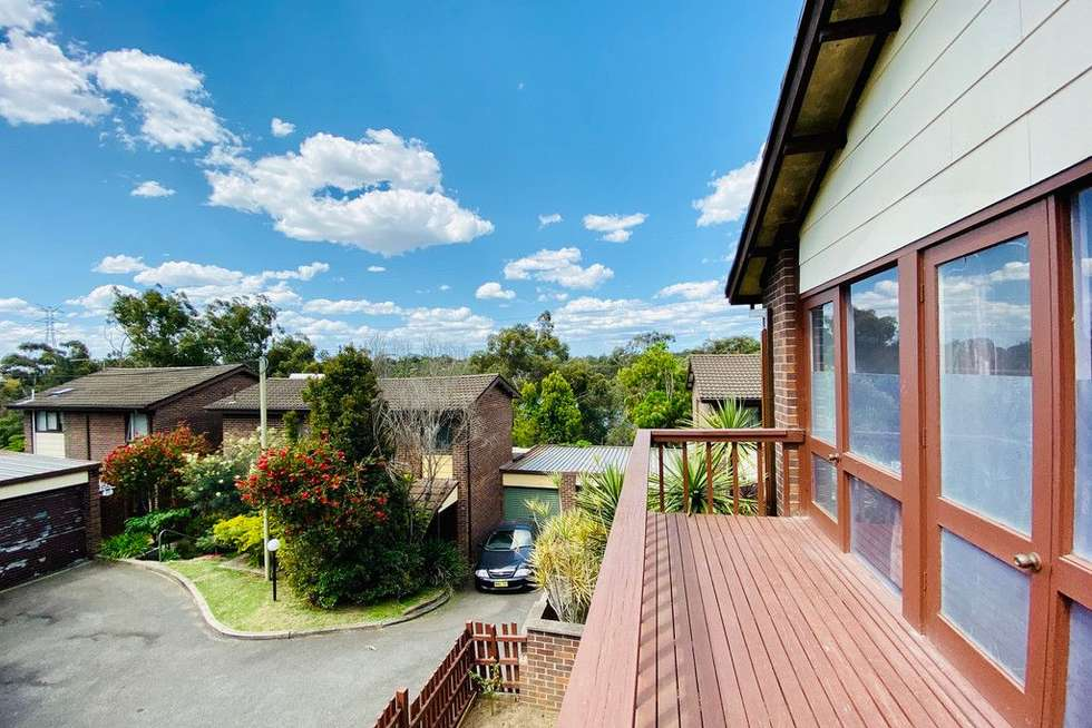 Second view of Homely townhouse listing, 11/15 Werona Avenue, Padstow NSW 2211