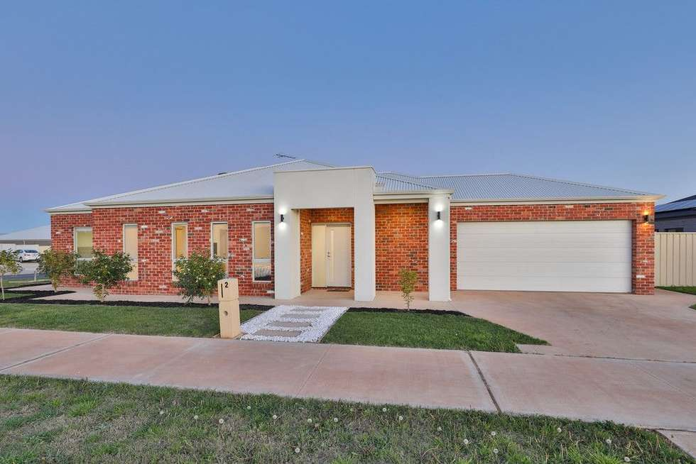 Second view of Homely house listing, 2 Midtown Drive, Mildura VIC 3500