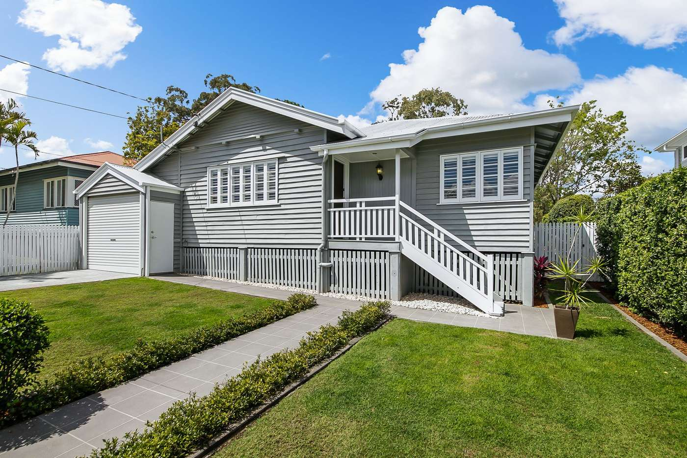 Main view of Homely house listing, 161 Beddoes Street, Holland Park QLD 4121