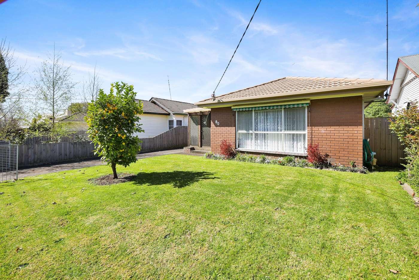 Main view of Homely house listing, 80 Anzac Road, Trafalgar VIC 3824