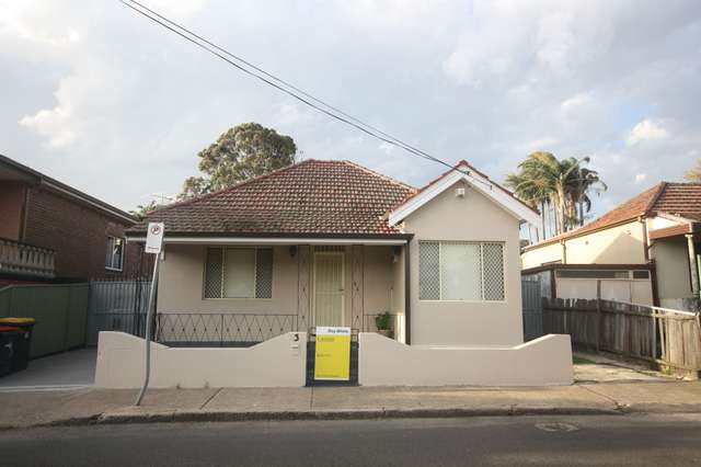 3 Tincombe Street, Canterbury NSW 2193