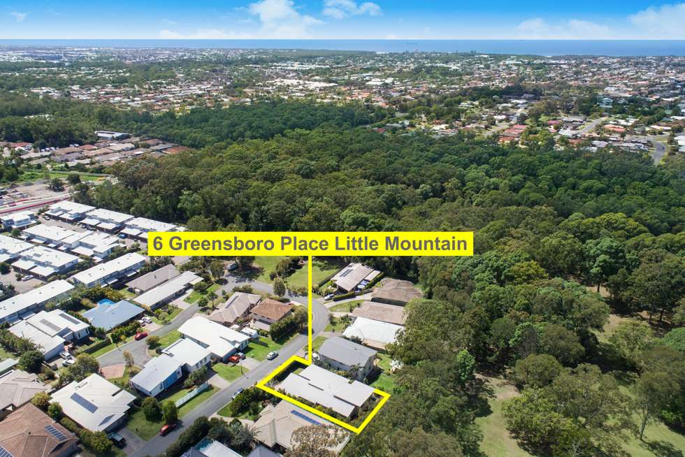 Third view of Homely house listing, 6 Greensboro Place, Little Mountain QLD 4551