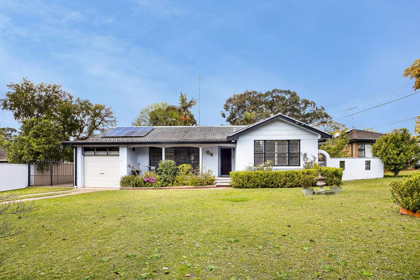Main view of Homely house listing, 4 Hollier Place, Baulkham Hills NSW 2153