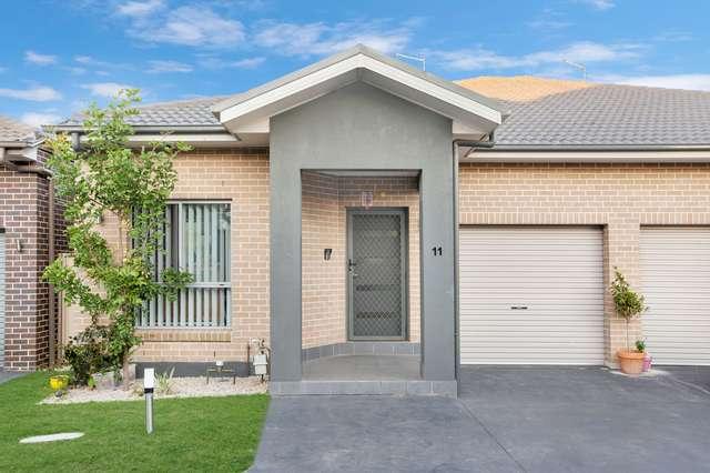 11 Sagwan Glade, Schofields NSW 2762