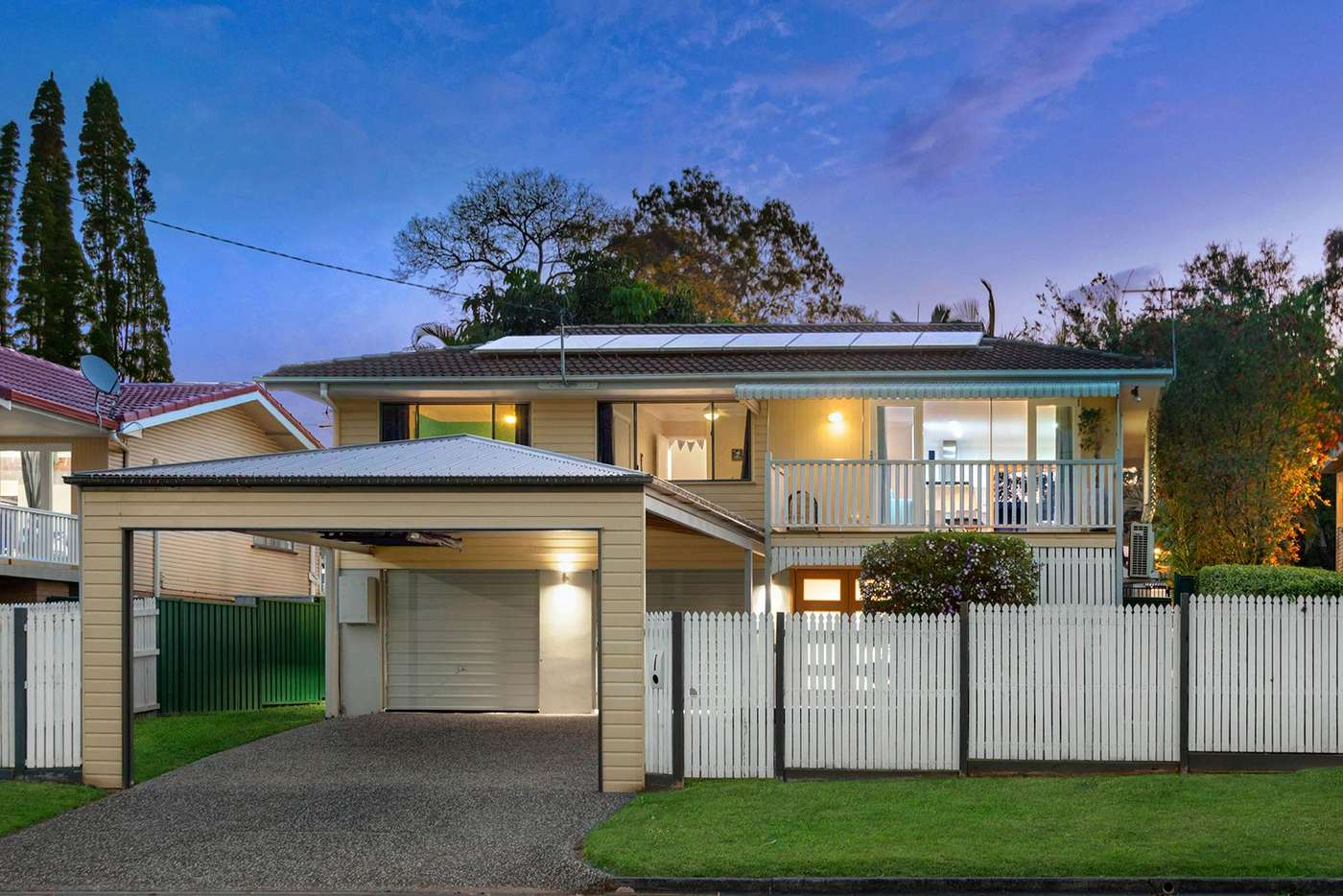 Main view of Homely house listing, 127 Douglas Street, Oxley QLD 4075