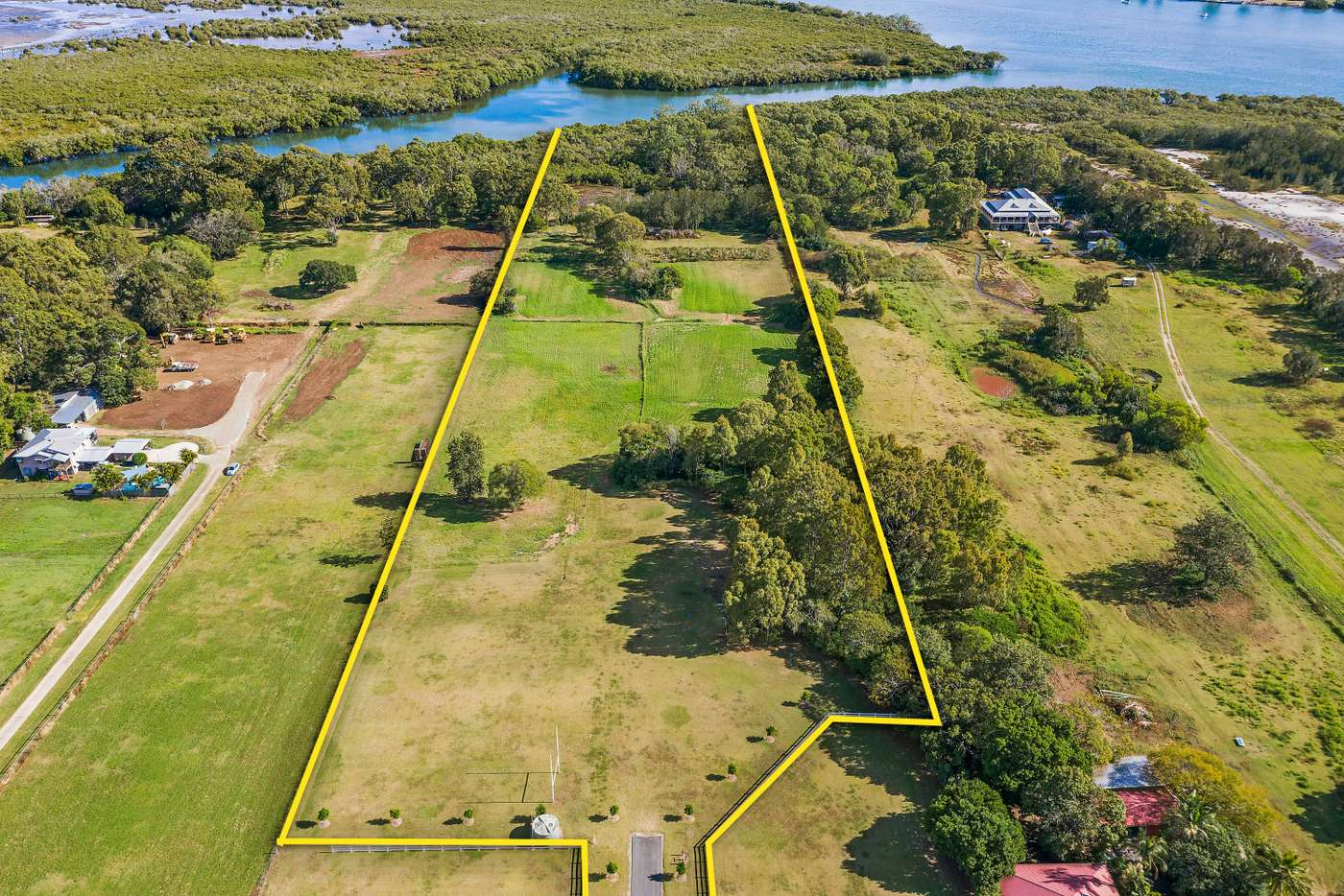 Main view of Homely residentialLand listing, 206 Holmes Street, Brighton QLD 4017