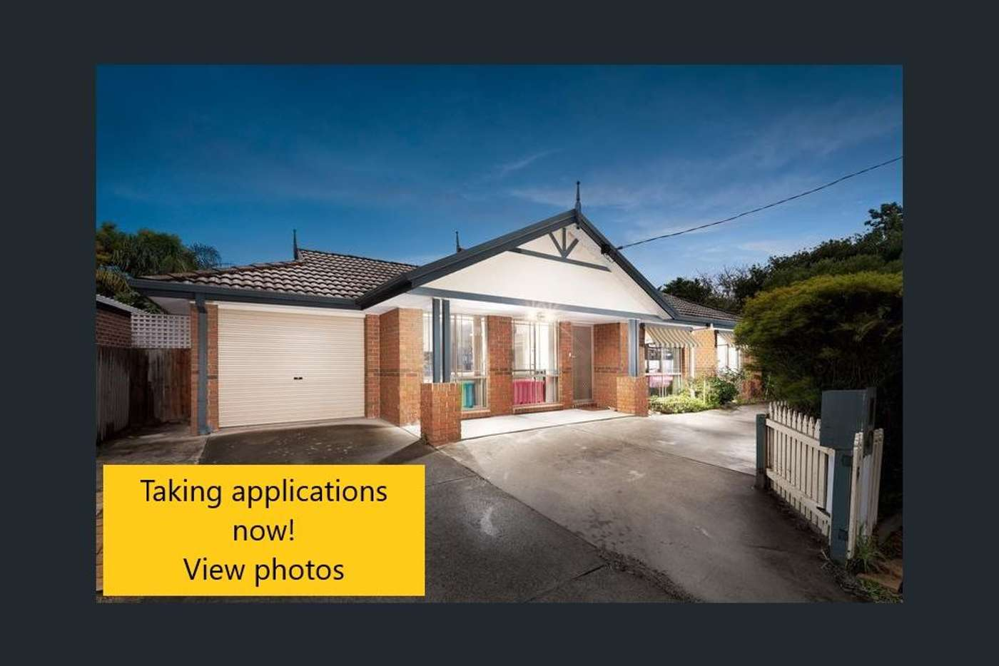 Main view of Homely unit listing, 6 Gresford Road, Wantirna VIC 3152