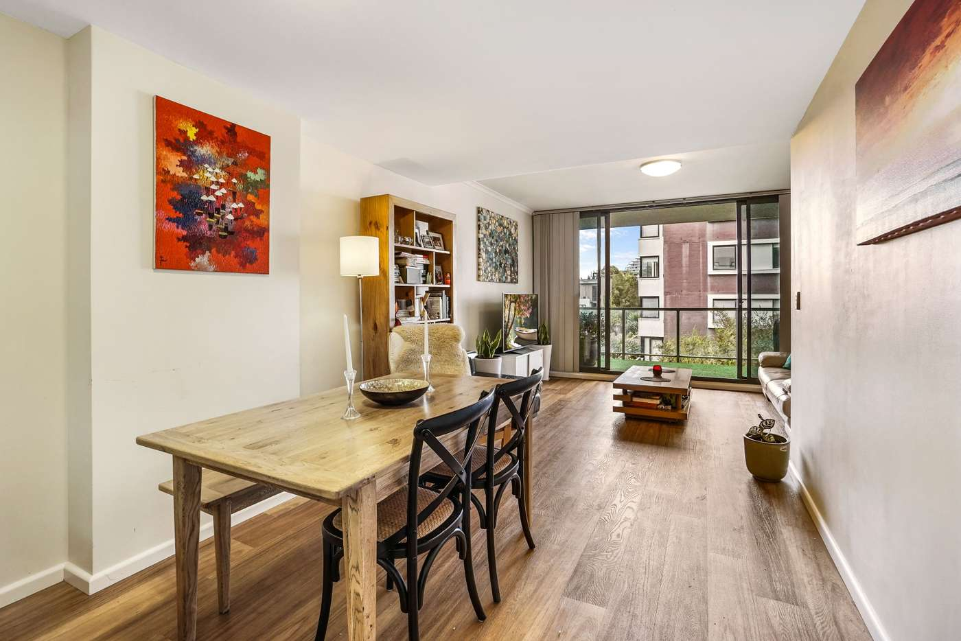 Main view of Homely apartment listing, 8/8 Grandstand Pde (Access via 28 Gadigal Av), Zetland NSW 2017