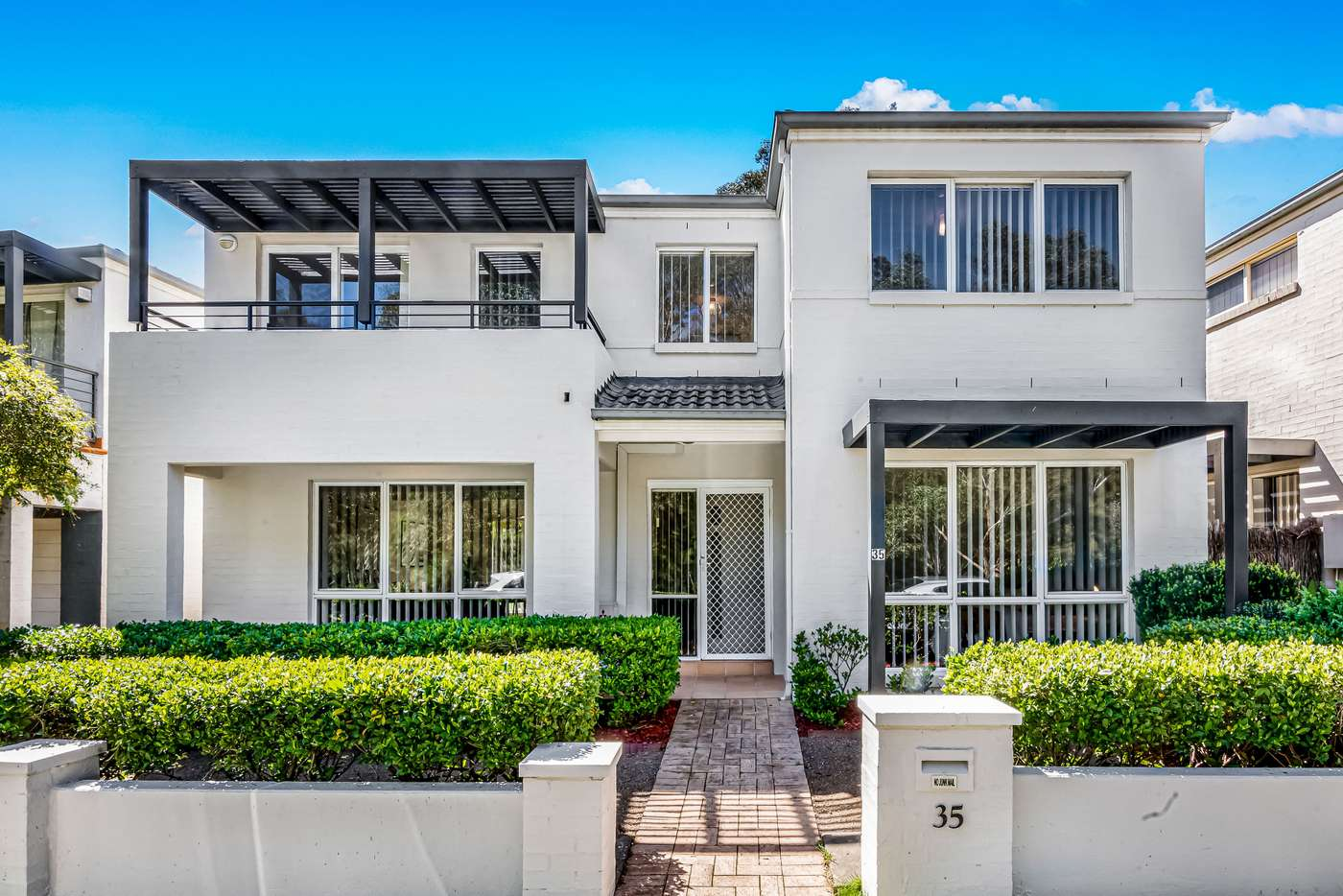 Main view of Homely house listing, 35 Midlands Terrace, Stanhope Gardens NSW 2768