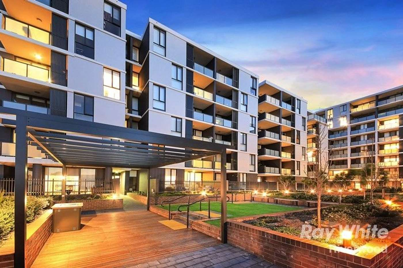 Main view of Homely apartment listing, 603/7 Washington Avenue, Riverwood NSW 2210