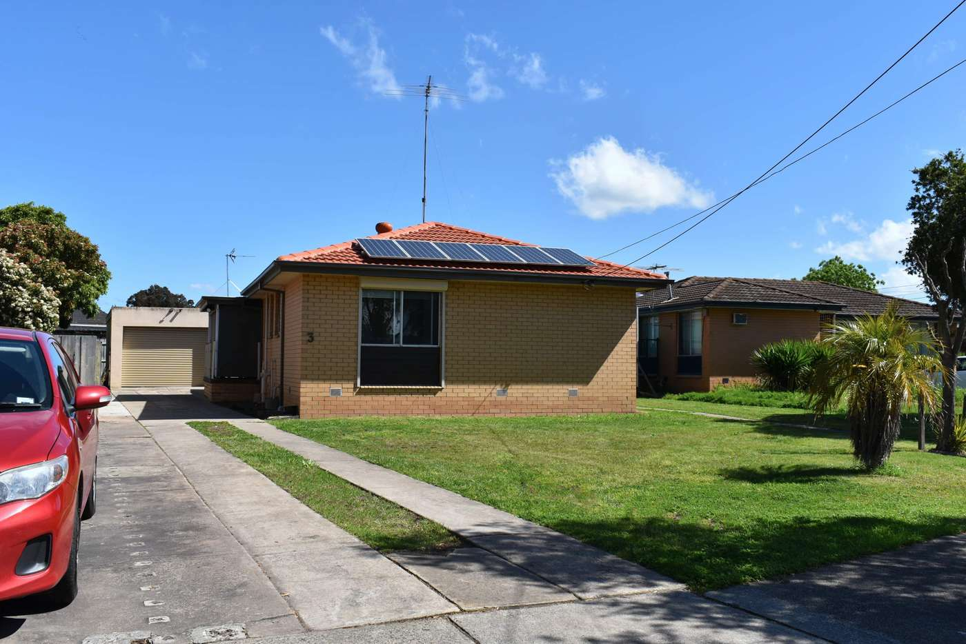 Main view of Homely house listing, 3 Lunik Court, Whittington VIC 3219