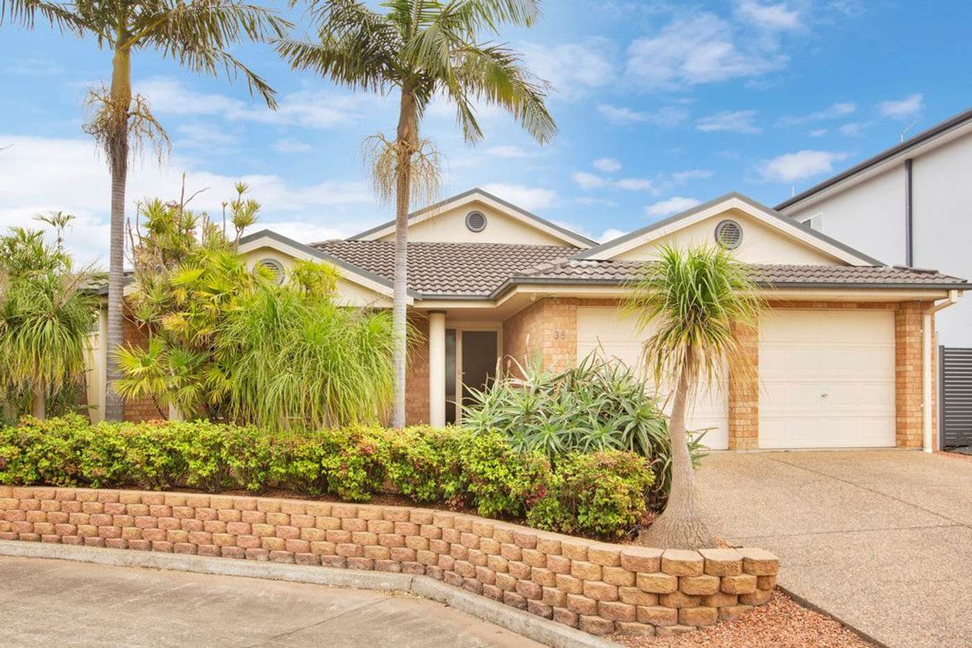 Main view of Homely house listing, 35 Solitaire Court, Stanhope Gardens NSW 2768