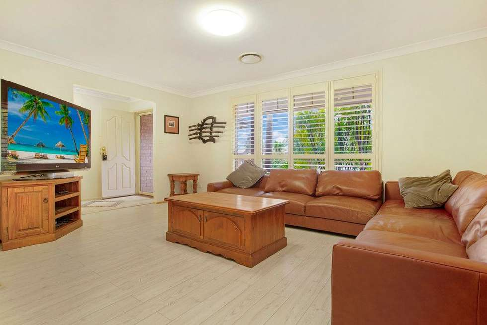 Second view of Homely house listing, 35 Solitaire Court, Stanhope Gardens NSW 2768