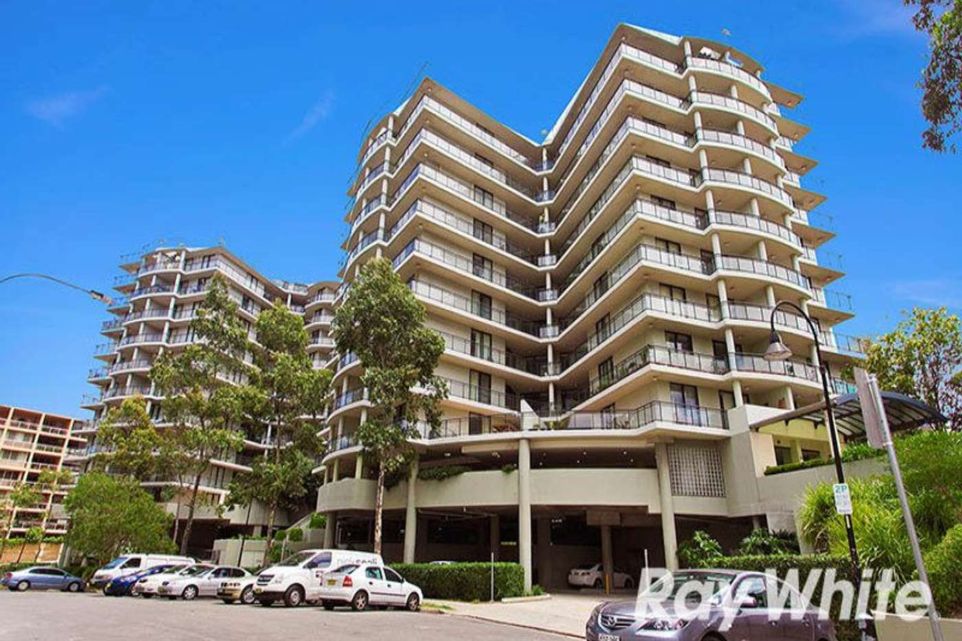 Main view of Homely apartment listing, 602/7 Keats Avenue, Rockdale NSW 2216