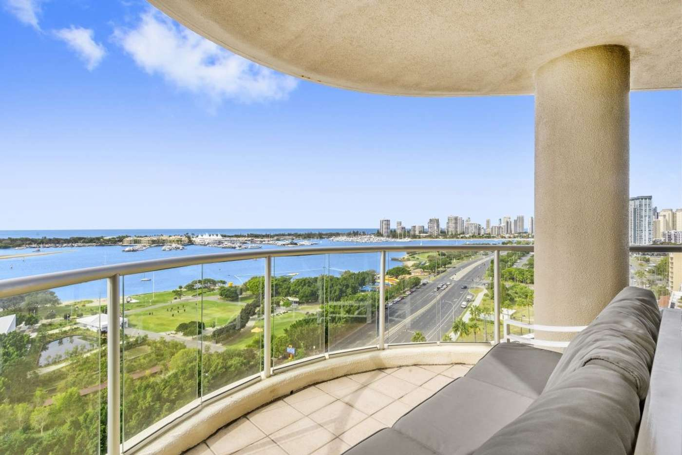 Fifth view of Homely apartment listing, 1301/50 Marine Parade, Southport QLD 4215