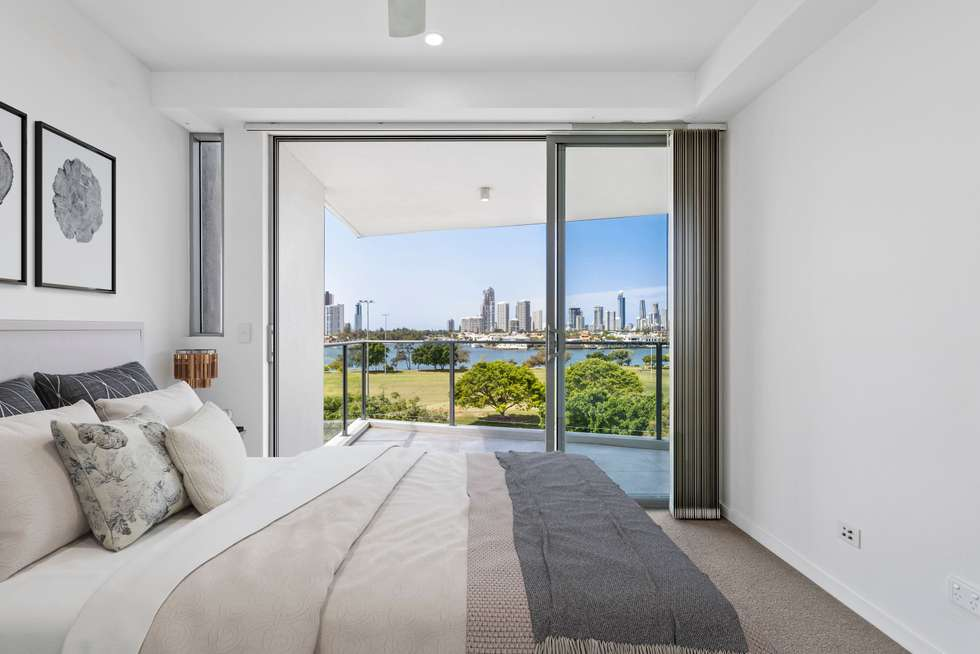 Fourth view of Homely apartment listing, 602/30 Brighton Parade, Southport QLD 4215