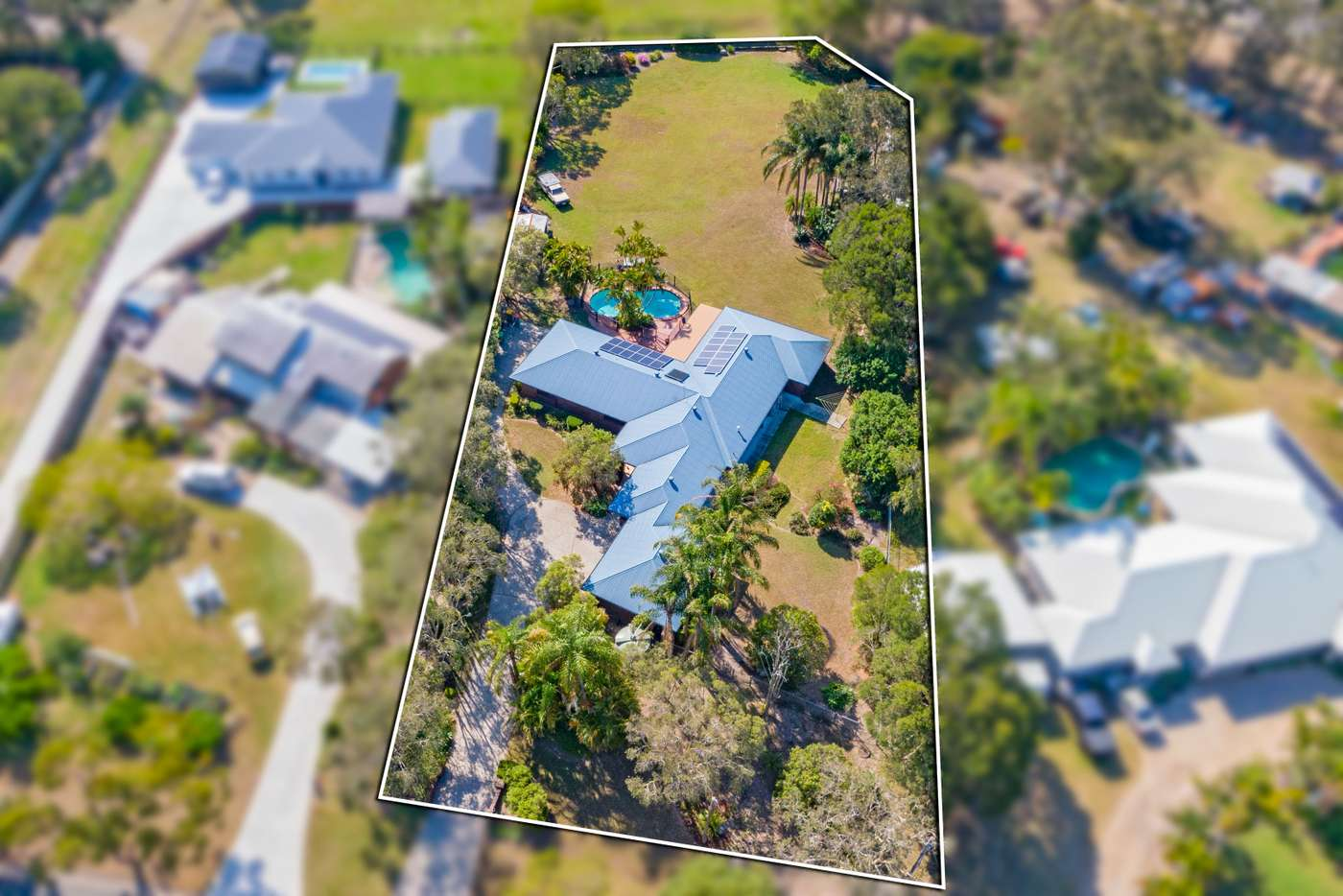 Main view of Homely house listing, 5 St James Road, Birkdale QLD 4159