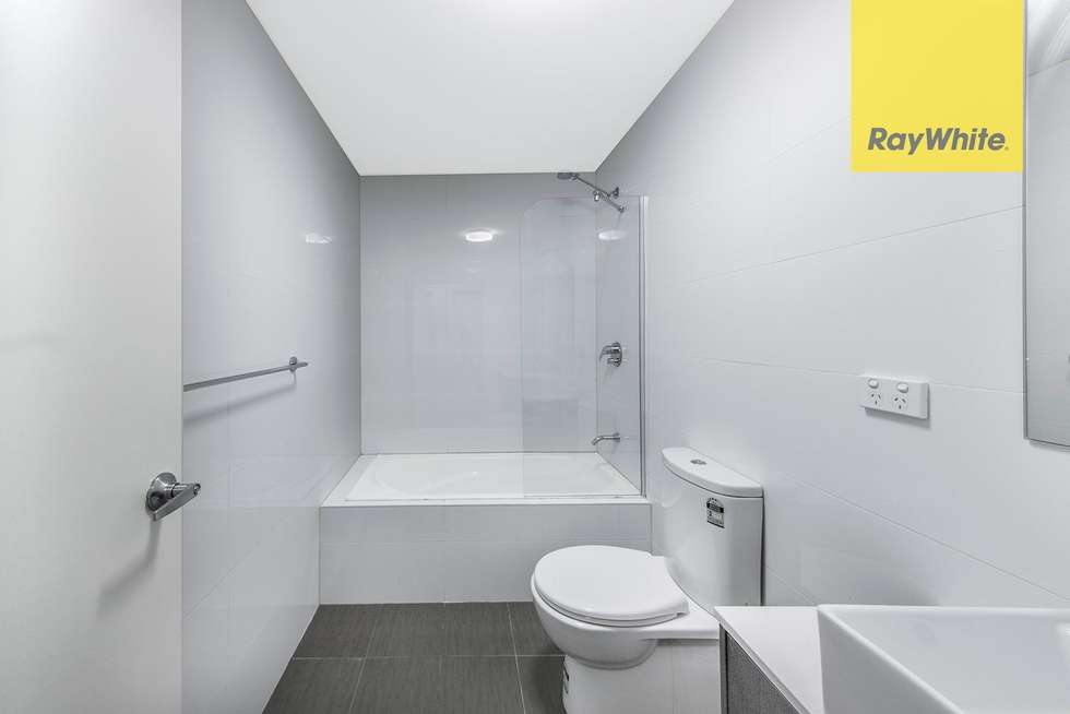 Second view of Homely unit listing, 707/1-5 Weston Street, Rosehill NSW 2142