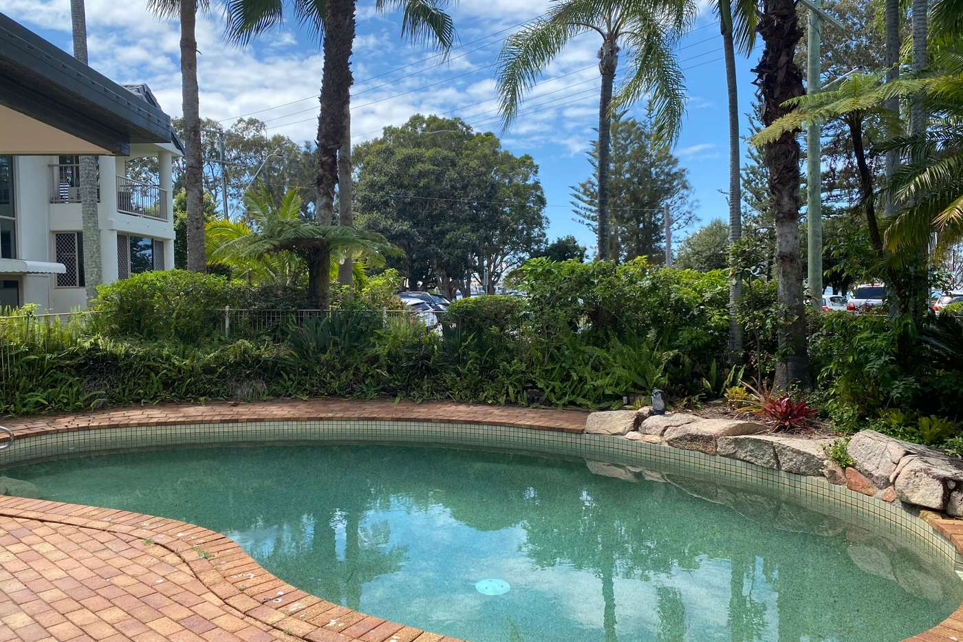 Main view of Homely unit listing, 7/48 The Esplanade, Paradise Point QLD 4216