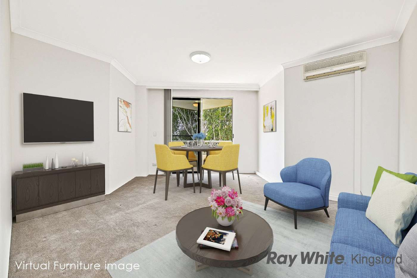 Main view of Homely unit listing, 686/83-93 Dalmeny Avenue, Rosebery NSW 2018