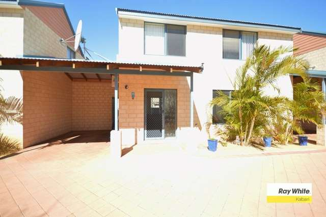6/22 Mortimer Street - Blue Ocean Villas, Kalbarri WA 6536