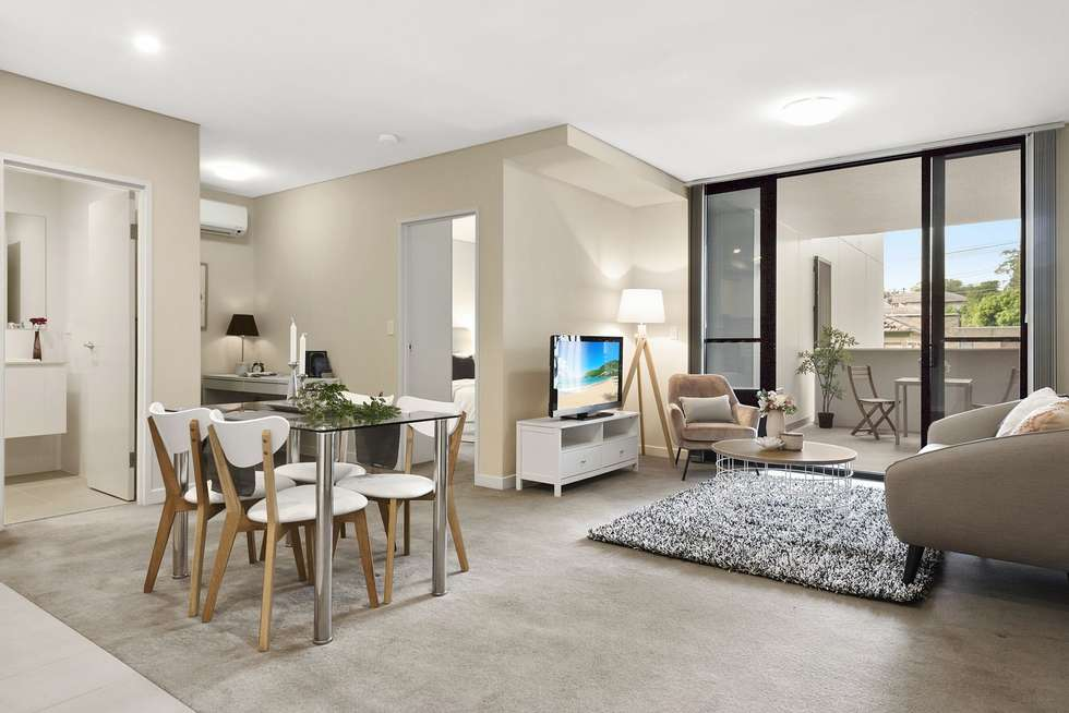 Fourth view of Homely apartment listing, 29/40-44 Edgeworth David Avenue, Waitara NSW 2077