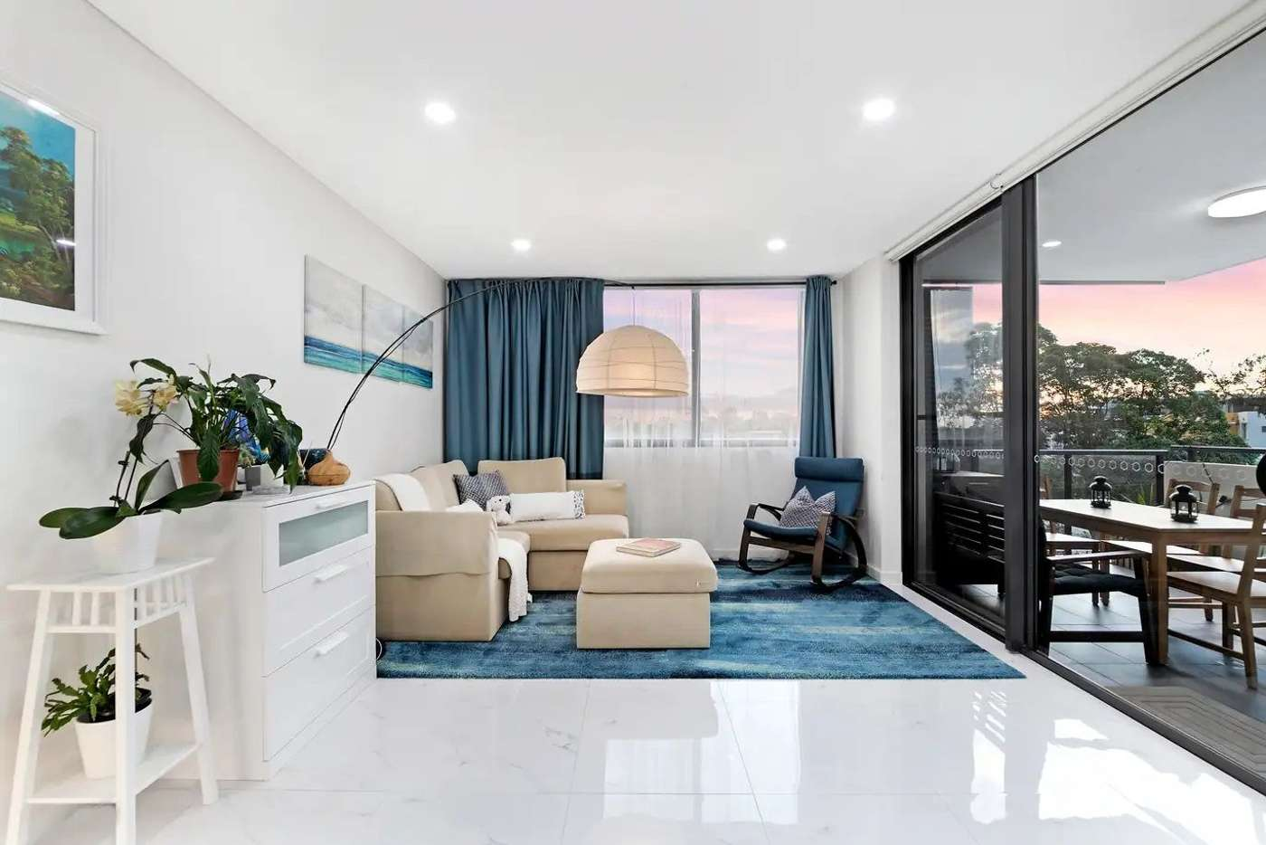 Main view of Homely apartment listing, 310/442-446 Peats Ferry Road, Asquith NSW 2077