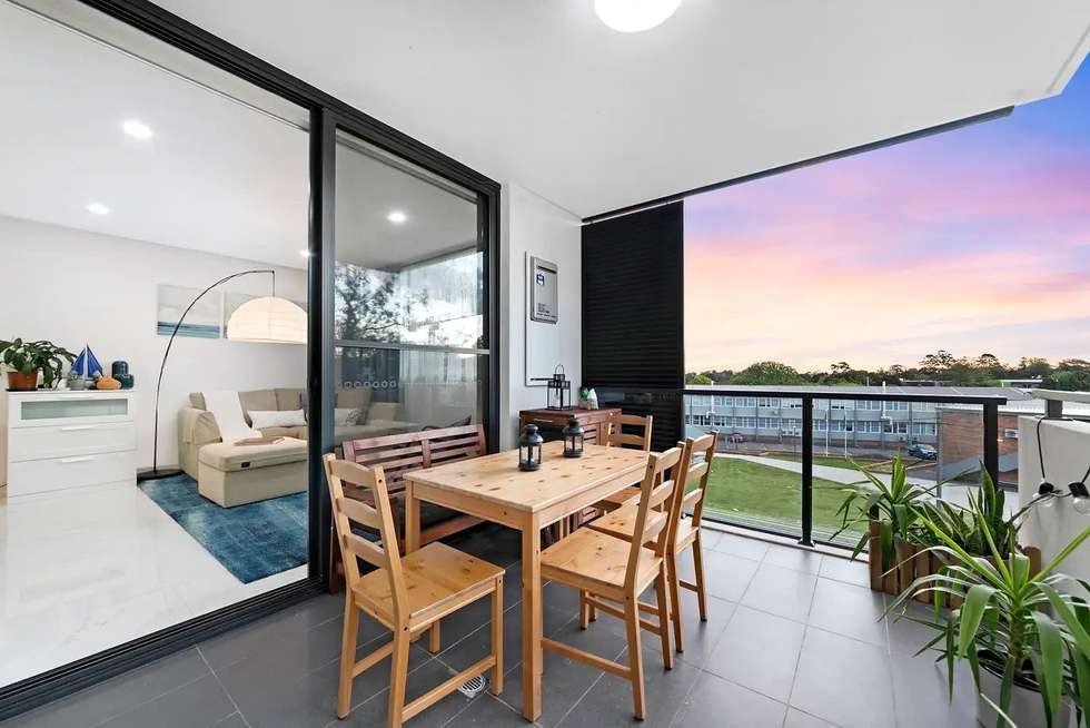 Third view of Homely apartment listing, 310/442-446 Peats Ferry Road, Asquith NSW 2077